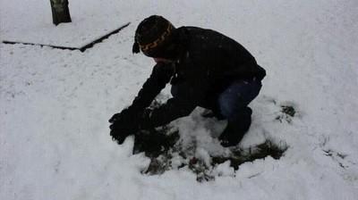 Enlace a Truco para limpiar la nieve sin pala  de forma cómoda y sencilla