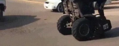 Enlace a Hay gente que es un peligro a 4 ruedas