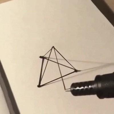Enlace a El mejor bolígrafo para dibujar objetos en tres dimensiones