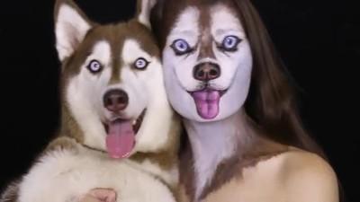 Enlace a ¿Eres capaz de distinguir al perro del humano?