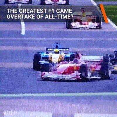 Enlace a El adelantamiento más sucio en la historia de la Fórmula 1