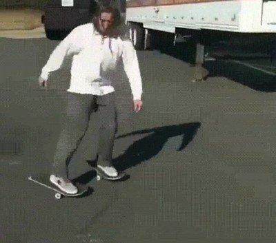 Enlace a La solución cuando no puedes permitirte unos patines