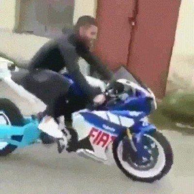 Enlace a Con esta bici serías el amo del barrio