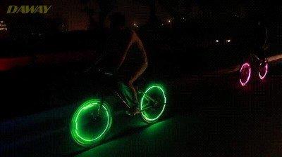 Enlace a Estas bicis encantarán a los fans de Tron