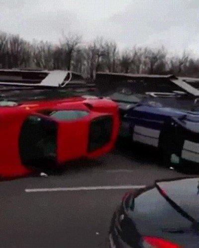 Enlace a Un accidente de carretera que saldrá bastante caro
