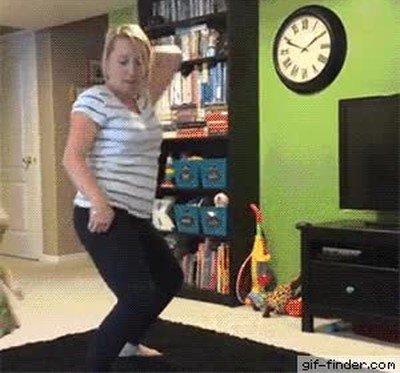 Enlace a Mamá siempre ha hecho unos bailes muy peligrosos