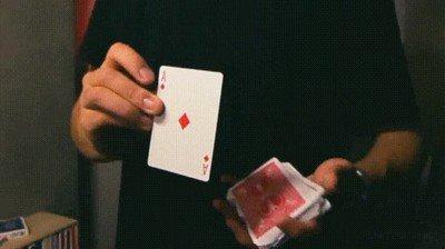 Enlace a Tanto truco para lo de siempre. En el fondo todos los magos quieren lo mismo
