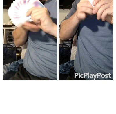 Enlace a Cuando intentas hacer un truco de magia que ves por YouTube