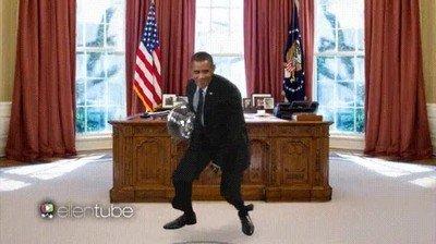 Enlace a Lo que hacen todos los presidentes cuando nadie está mirando
