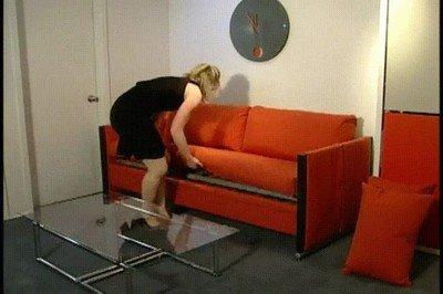 Enlace a El mejor sofá para ahorrar espacio cuando vienen invitados