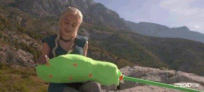 Enlace a Así de ridículos son realmente los dragones de Juego de Tronos