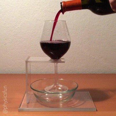 Enlace a Vaso con una sorpresa para los que se pasan con la bebida