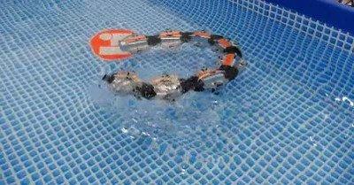 Enlace a El alucinante robot que parece una criatura marina