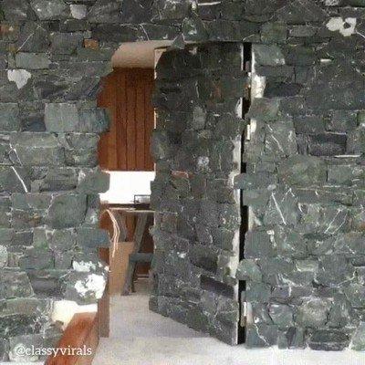 Enlace a Nunca serías capaz de encontrar esta puerta secreta