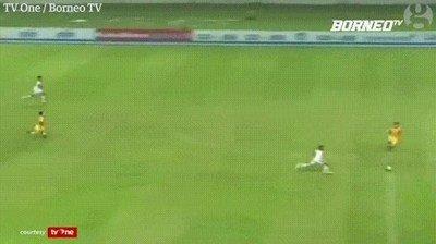Enlace a ¿Es este el futbolista más rápido de la historia?