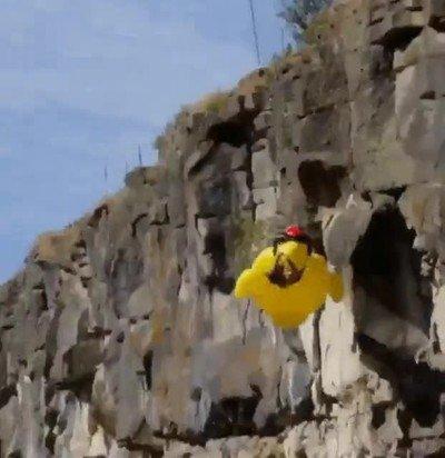 Enlace a Todos los deportes extremos mejoran si les añades un pato