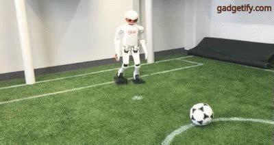 Enlace a Pronto los robots también jugarán a fútbol mejor que algunas personas