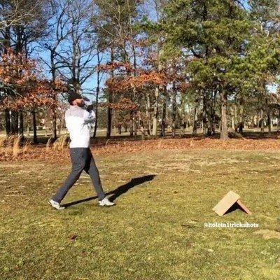 Enlace a Lección básica de cómo jugar al golf siendo más chulo que nadie