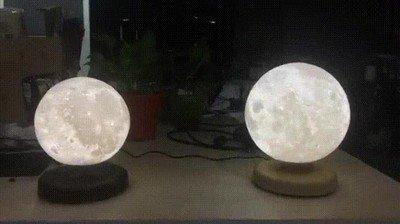 Enlace a Creo que todos necesitamos una lámpara de la luna en nuestra vida