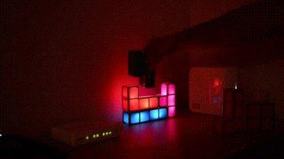 Enlace a Una lámpara que deberían tener todos los fans de Tetris
