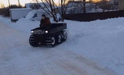 Enlace a Vehículos preparados para superar todos los obstáculos