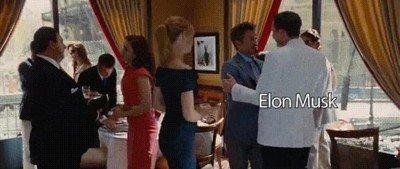 Enlace a ¿ Sabías que Elon Musk aparece en Iron Man 2?
