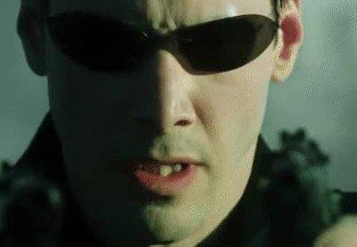 Enlace a Si Neo de Matrix luchara contra Cara Delevigne