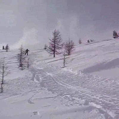 Enlace a Cuando vas a esquiar después de ver las Olimpiadas de Invierno