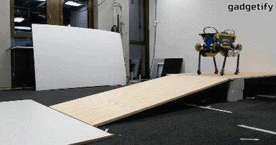 Enlace a Robots que han empezado a patinar con estilo