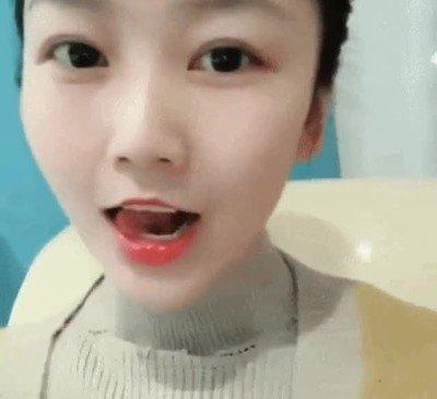 Enlace a Esta chica tiene una misteriosa habilidad con su lengua