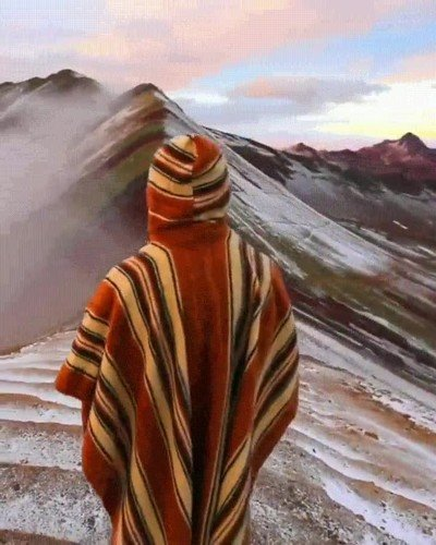 Enlace a Uno de los paisajes más bellos que puedes ver en Perú