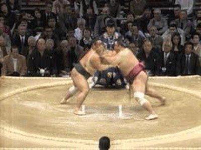 Enlace a Si las peleas de sumo fuesen tan épicas no me perdería ni una