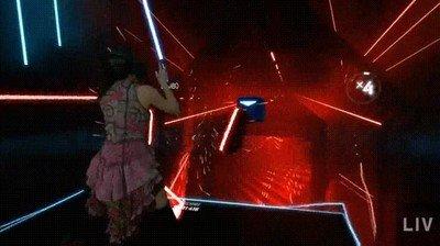 Enlace a Star Wars y Guitar Hero se unen en un nuevo juego para VR