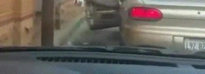 Enlace a Esto pasa por no saber aparcar el coche cerca de la ventanilla