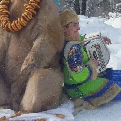 Enlace a Así es una tarde cualquiera en Rusia