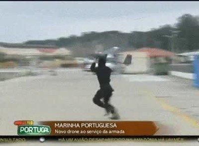 Enlace a El ejército de Portugal prueba sus nuevos drones