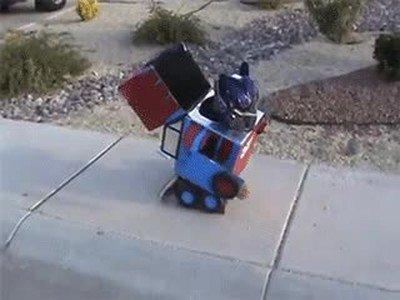 Enlace a El cosplay más realista de Transformers que has visto nunca