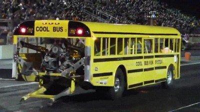 Enlace a Autobuses que si se lo proponen son capaces de llevarte a Hogwarts