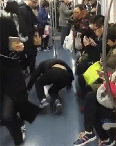 Enlace a Truco para sentarse cuando el tren va hasta los topes
