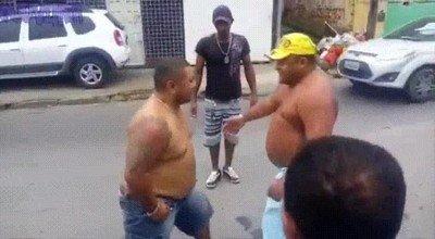 Enlace a Hay que tener estómago para ver esta pelea