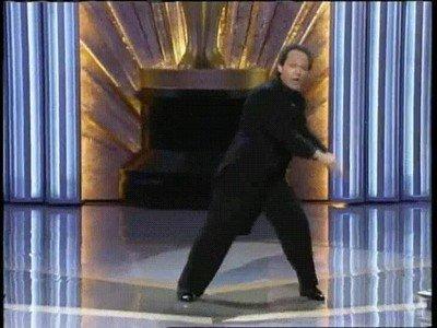 Enlace a Increíbles efectos especiales utilizados en la gala de los Oscars en 1993