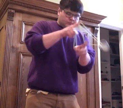 Enlace a Nunca antes has visto a alguien con tanta habilidad con el yo-yo