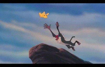 Enlace a Cómo terminar la película de El Rey León en apenas unos minutos