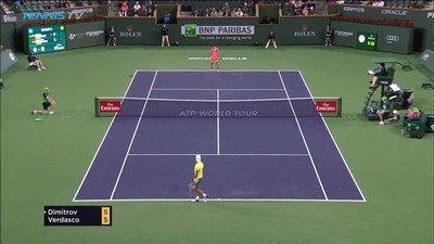 Enlace a Uno de los puntos más ridículos que verás en una pista de tenis