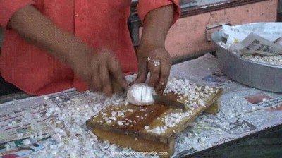 Enlace a El cortador de cebolla a ciegas más rápido del mundo