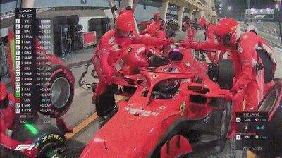 Enlace a Un error en el 'pit-stop' hizo que Kimi Raikkonen dejara a uno de sus mecánicos herido de gravedad