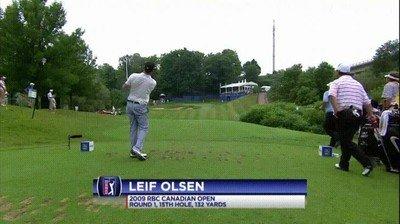 Enlace a Cuando no sabes si estás jugando a golf o a petanca