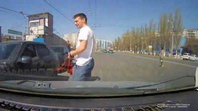 Enlace a Un día cualquiera en las carreteras de Rusia