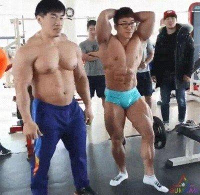 Enlace a El típico momento incómodo con tu compañero en el gimnasio