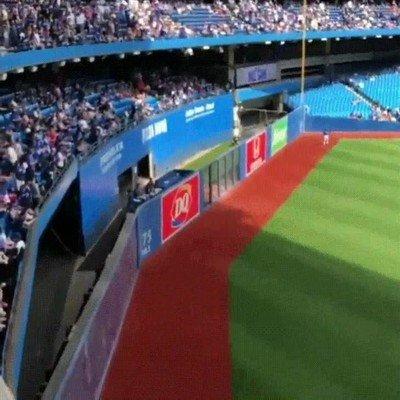 Enlace a Si te fijas en los detalles nunca te aburrirás en un estadio de béisbol